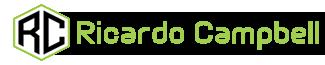 Ricardo Campbell | Web. Design. Security. Logo